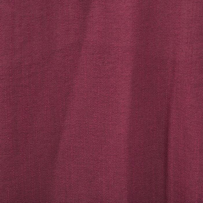 Blouse manches longues violet foncé femme