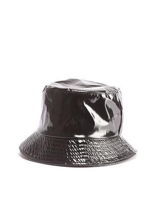 Chapeau noir femme