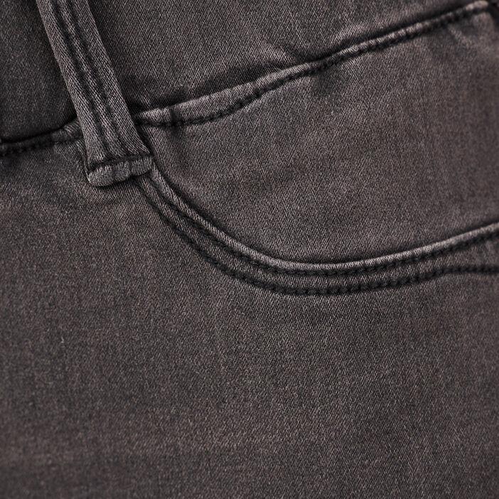 Tregging taille standard gris femme