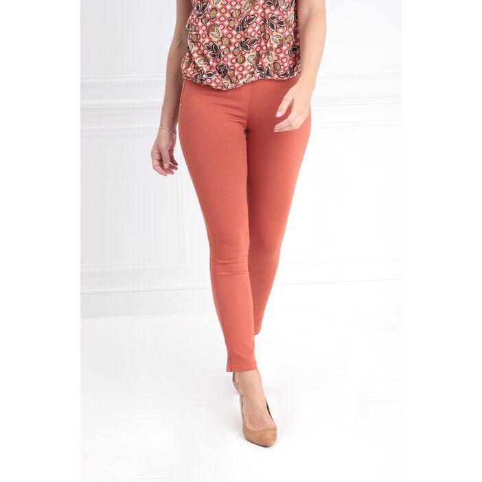 style actuel mode de luxe vendu dans le monde entier Tregging taille standard rouge femme   Bréal