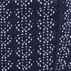 Pantalon ajuste 78eme bleu marine femme