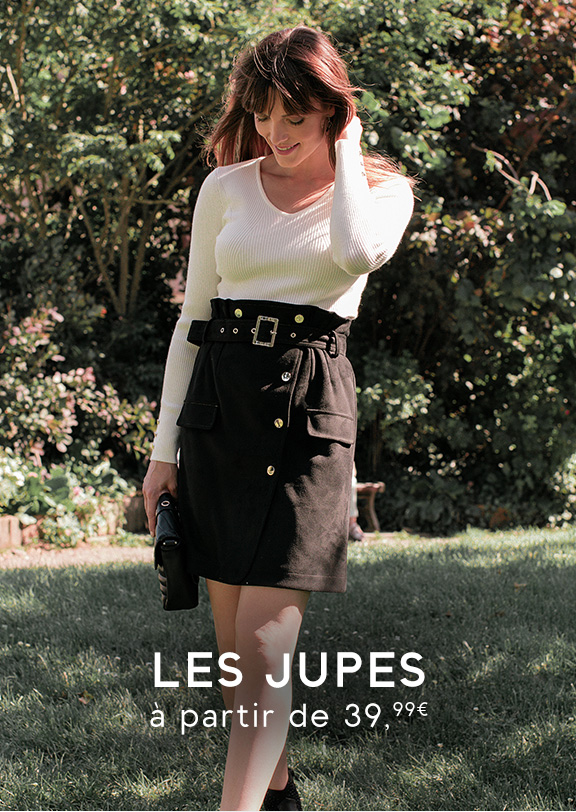Les jupes