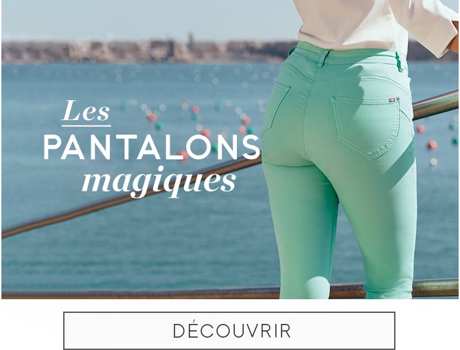 Les pantalons magiques