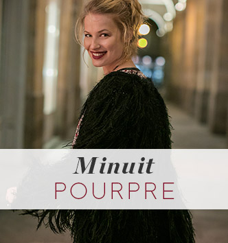 Keylook Minuit Pourpre