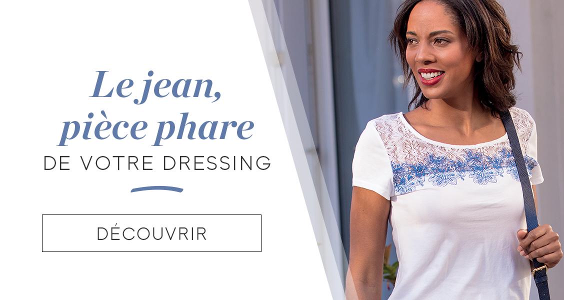 Le Jean, pièce phare de votre dressing
